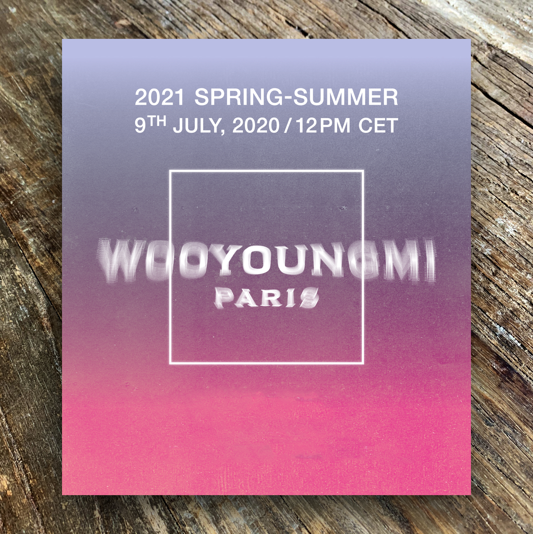 Men's Fashion Show Invitations Photos from Spring 2021