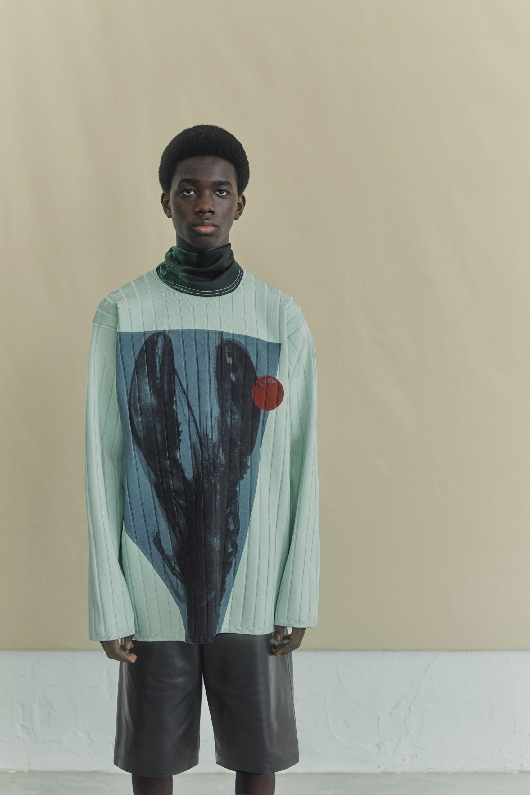 OAMC Spring 2021 Men's Fashion Show Photos