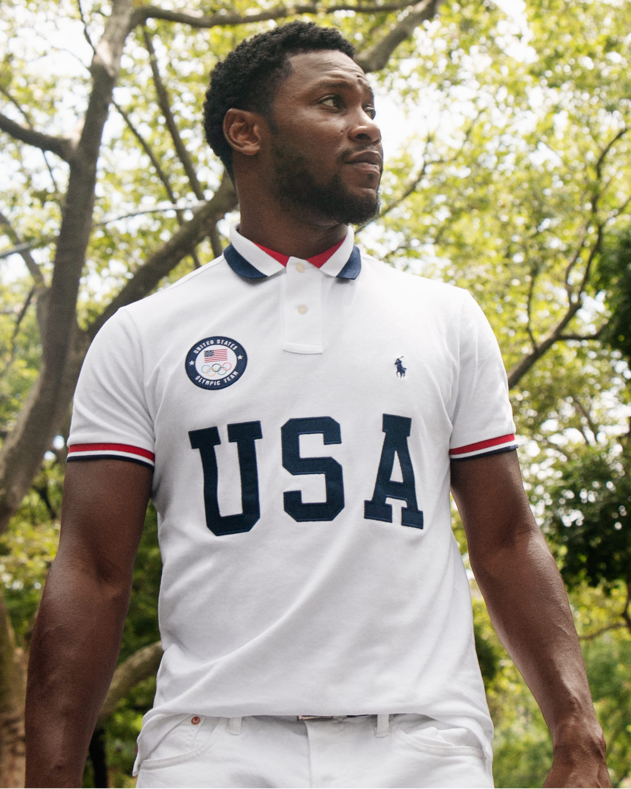 Ralph Lauren Launches Collection To Support U.S. Olympic and Paralympic Athletes
