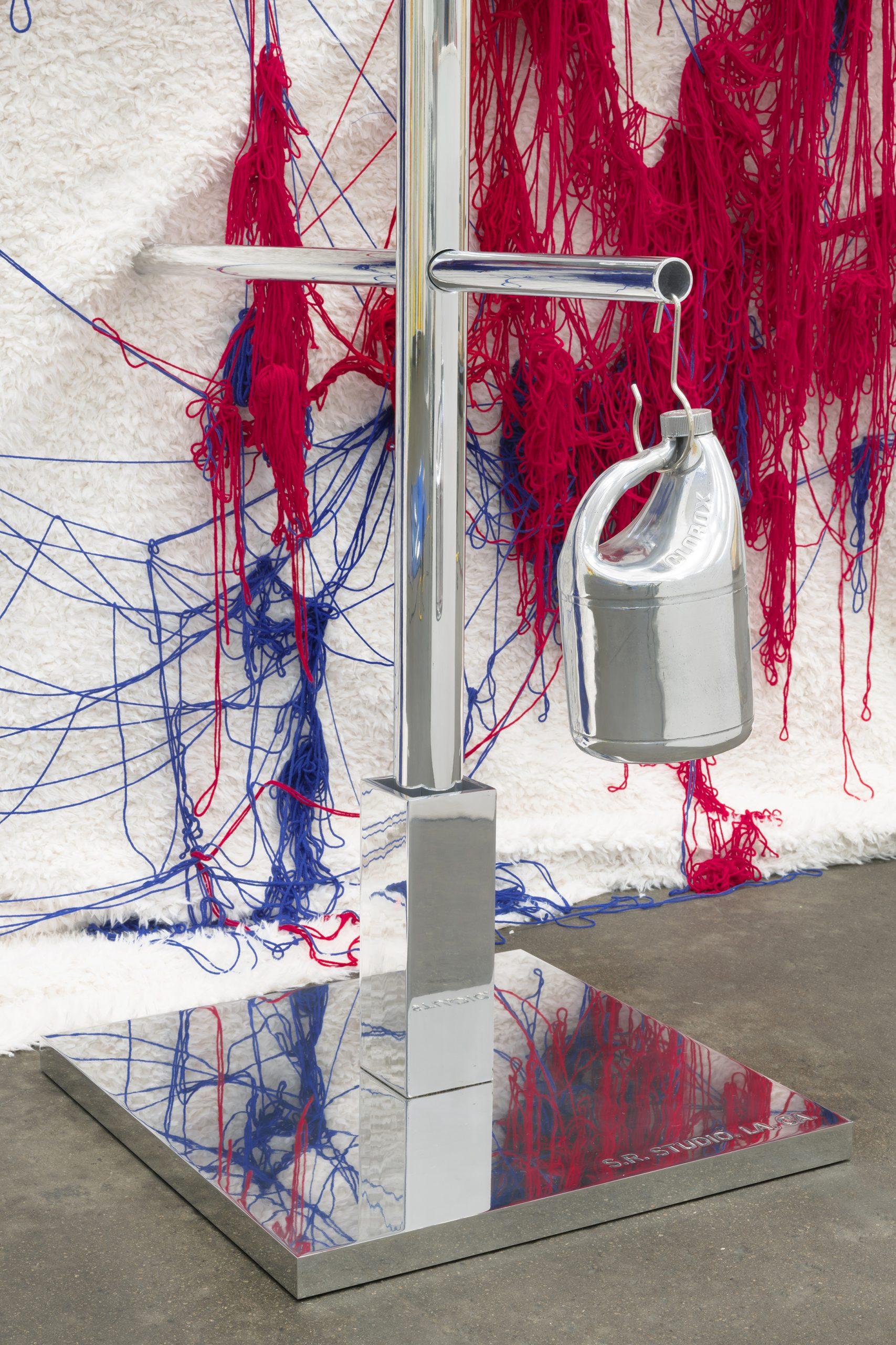 S.R. Studio. LA. CA. Launches Installation at Dover Street Market in Los Angeles