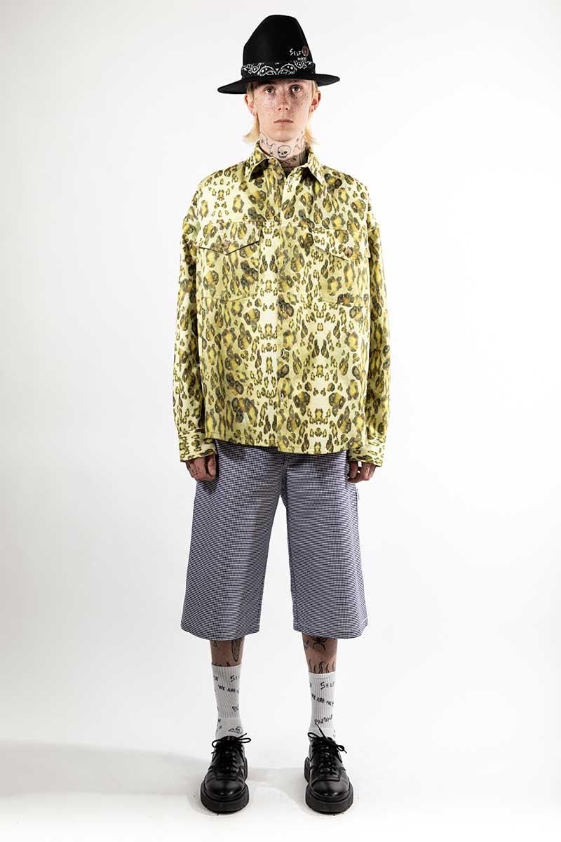 Self-Made Spring 2021 Men's Fashion Show Photos