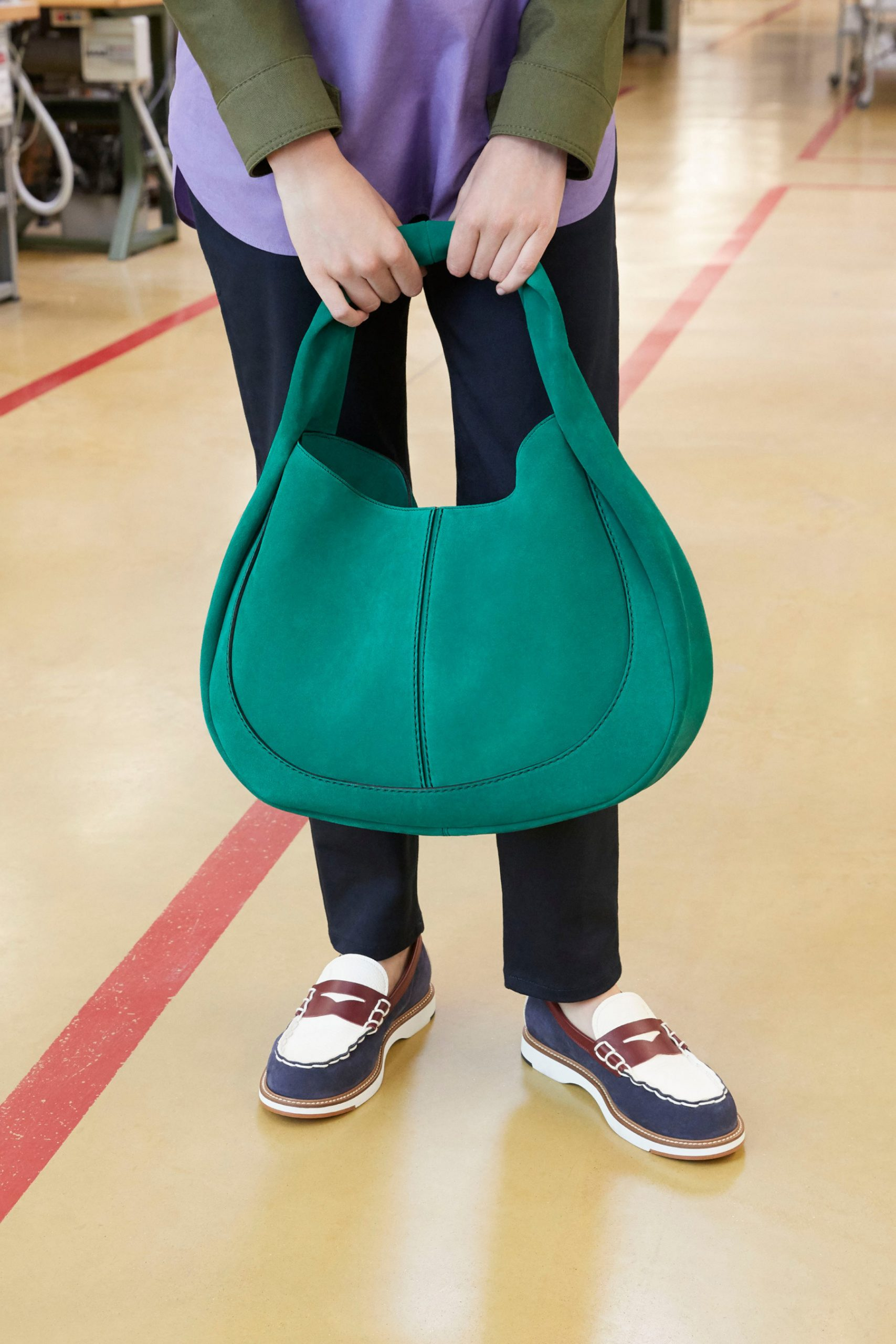 Tod's Resort 2021 Fashion Collection Details Photos
