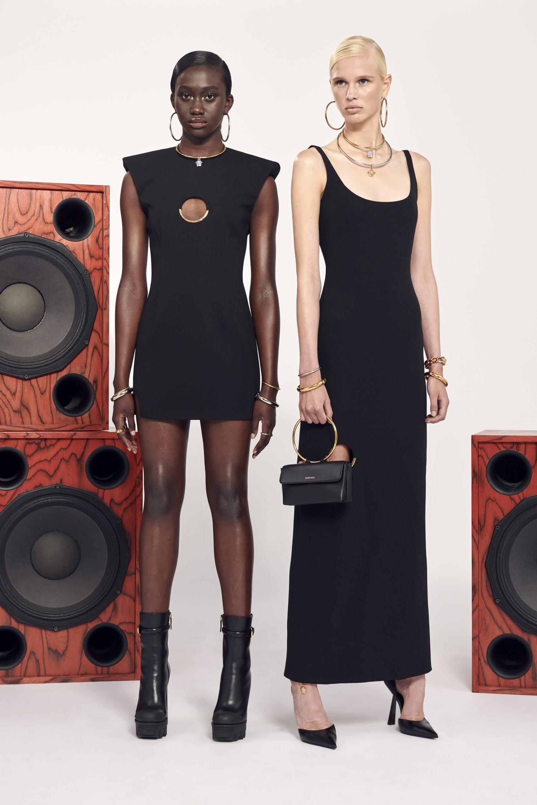 Versace Resort 2021 Fashion Collection Photos