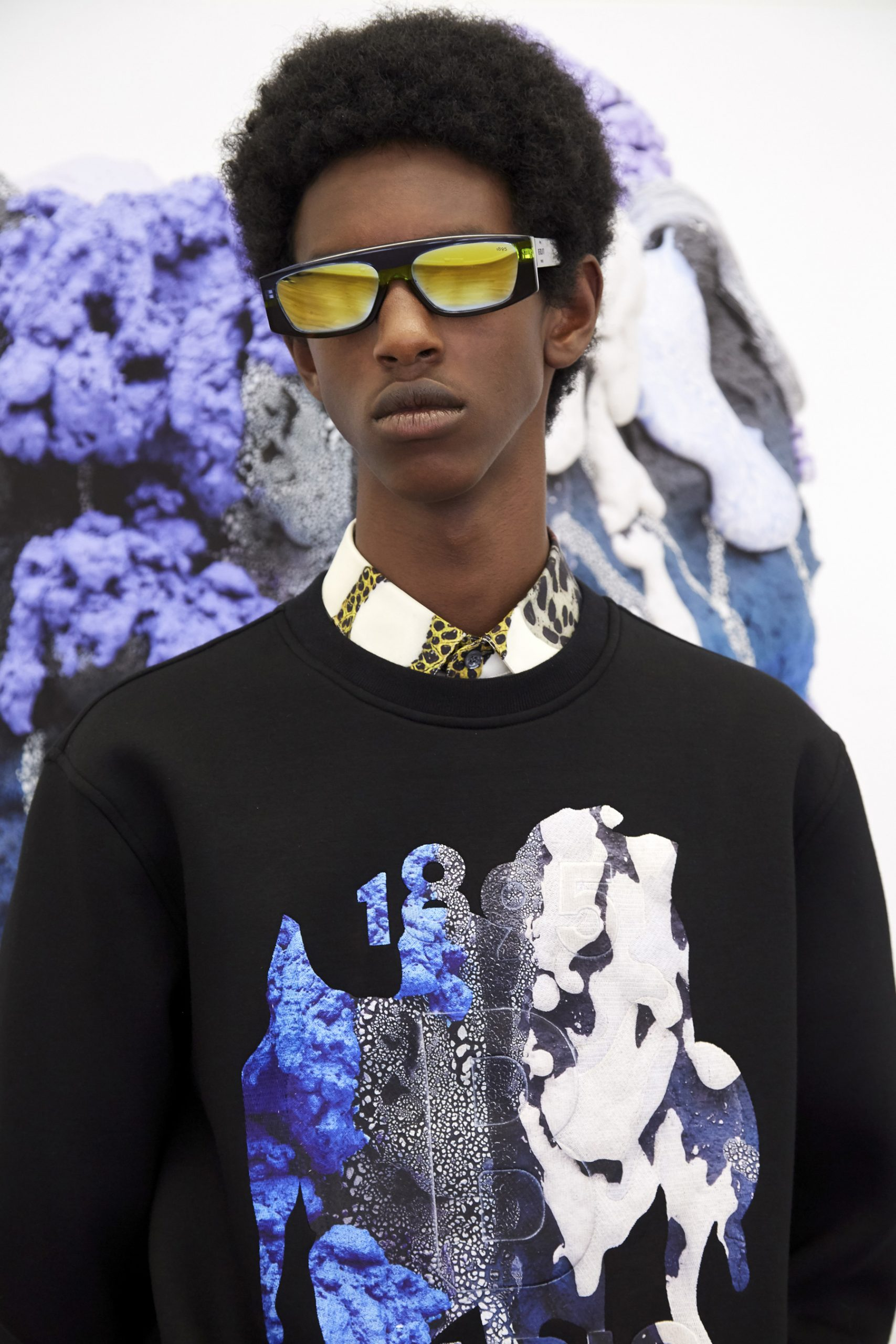 Berluti Spring 2021 Men's Fashion Show