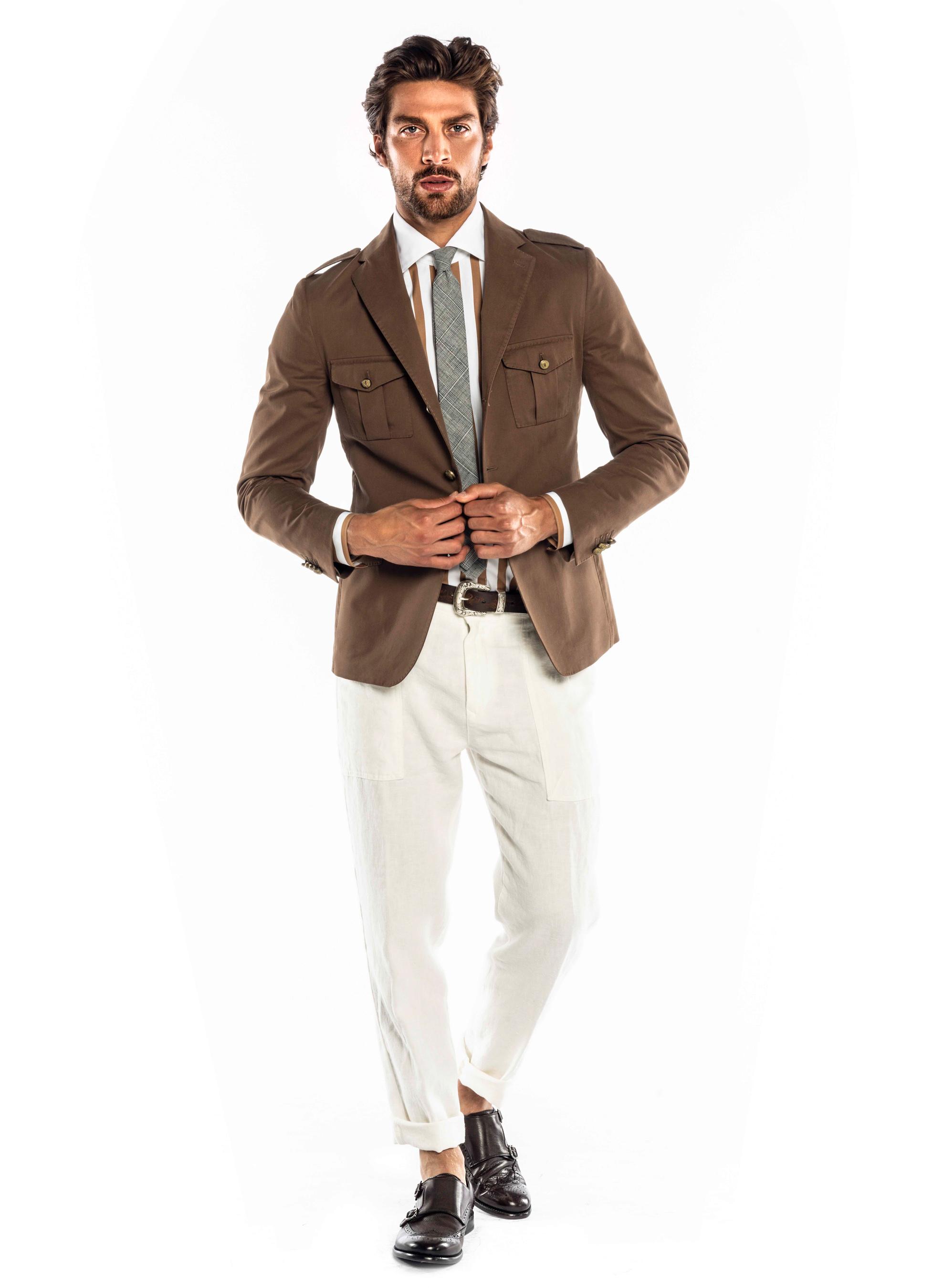 Eleventy Spring 2021 Men's Fashion Show Photos