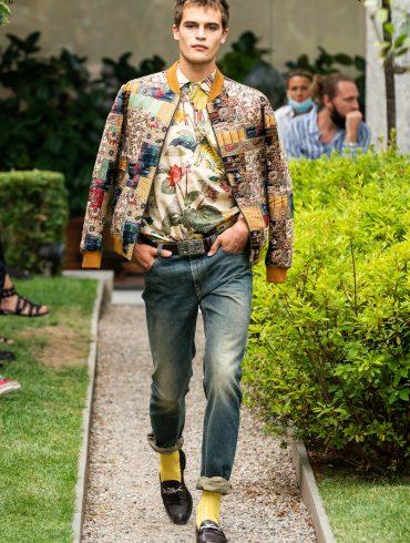 Etro Spring 2021 Men's Fashion Show