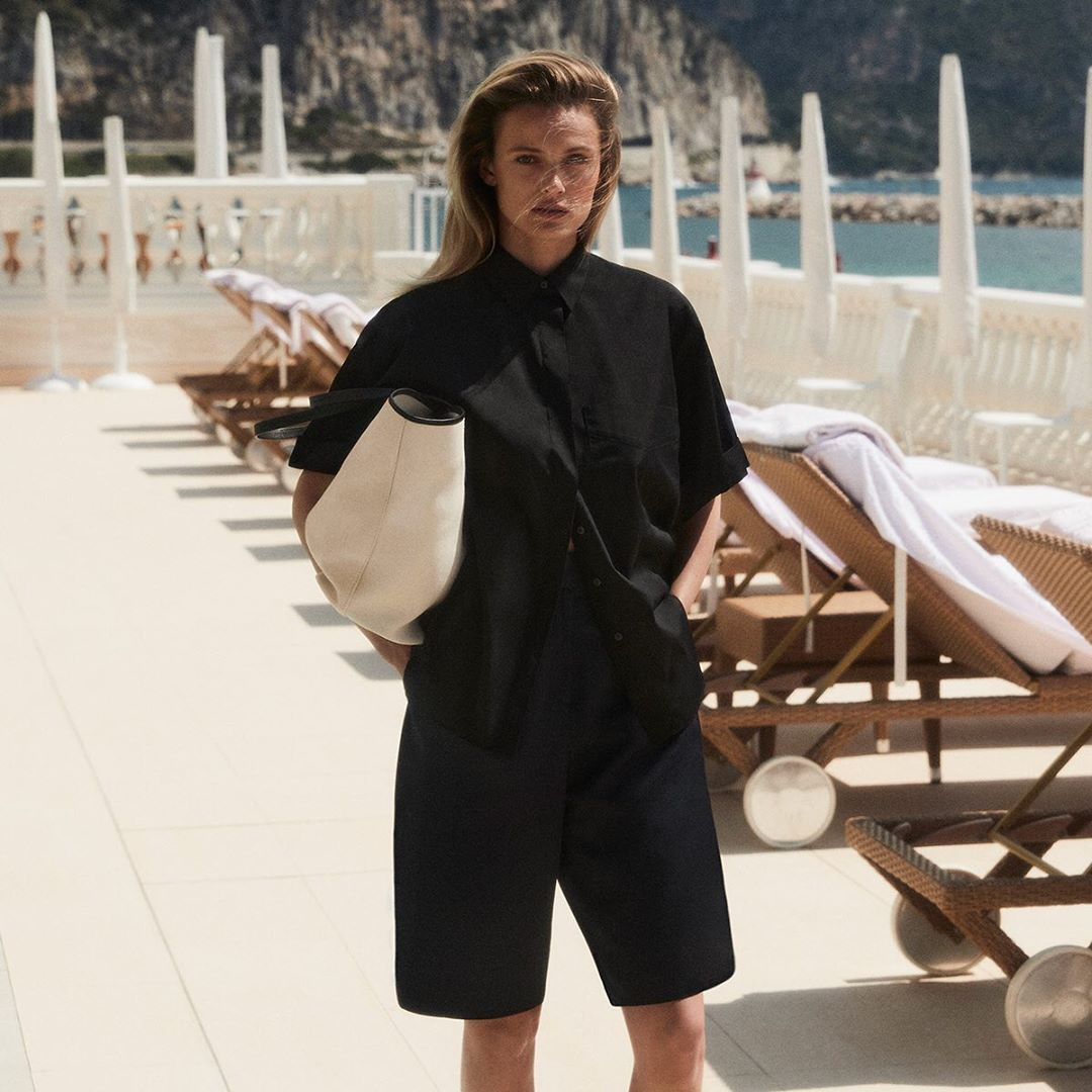 Massimo Dutti 'New Power In' Spring 2020 Fashion Ad Campaign Photos