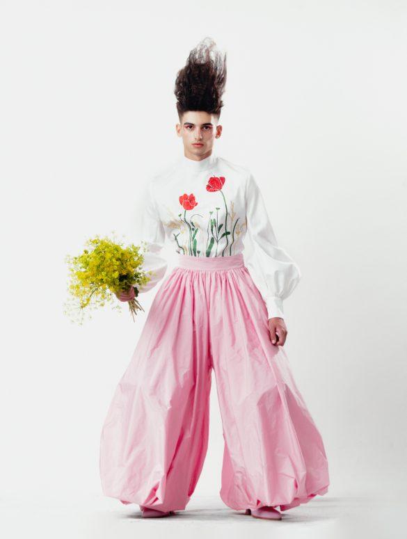 Palomo Spain Spring 2021 Men's Fashion Show Photos