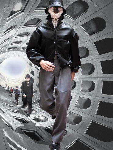 Boramy Viguier Spring 2021 Men's Fashion Show