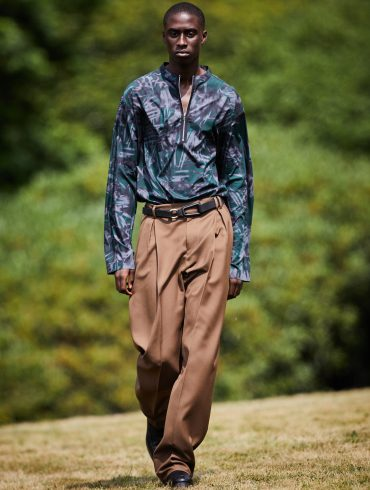 Ermenegildo Zegna Spring 2021 Men's Fashion Show