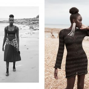 Tides That Bind fashion editorial by John Sansom