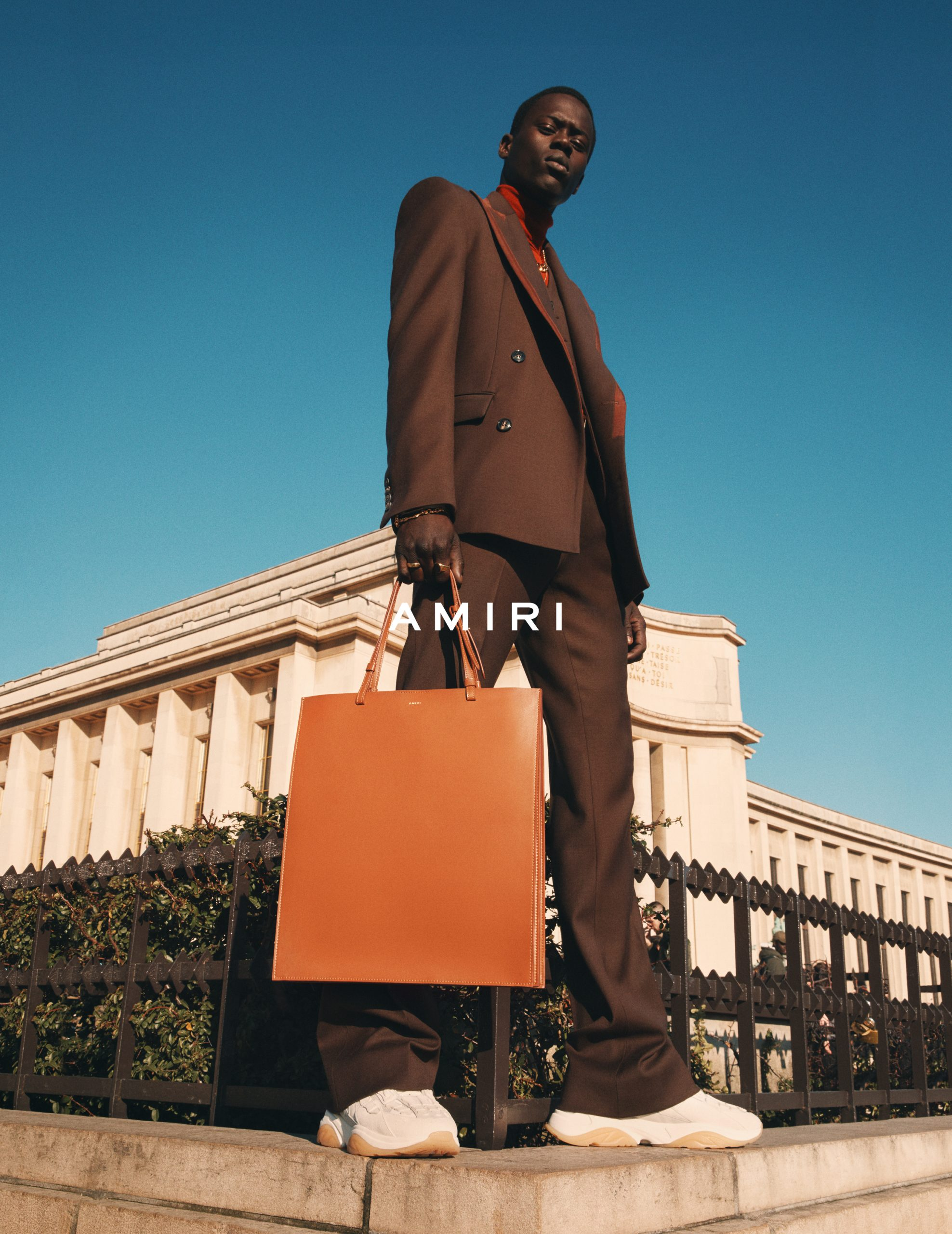 Amiri Fall 2020 Ad Campaign Film & Photos