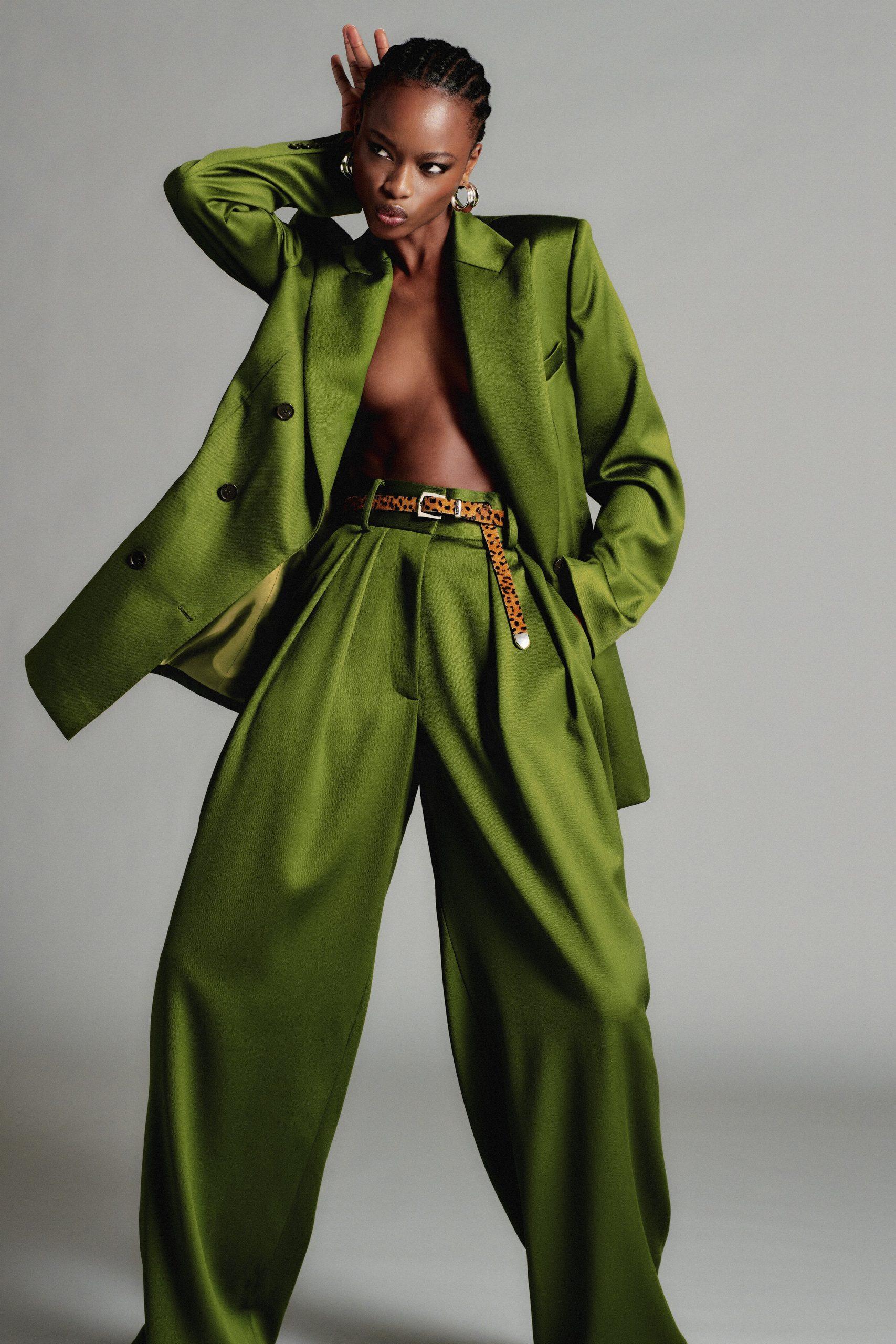 Brandon Maxwell Resort 2021 Fashion Collection Photos