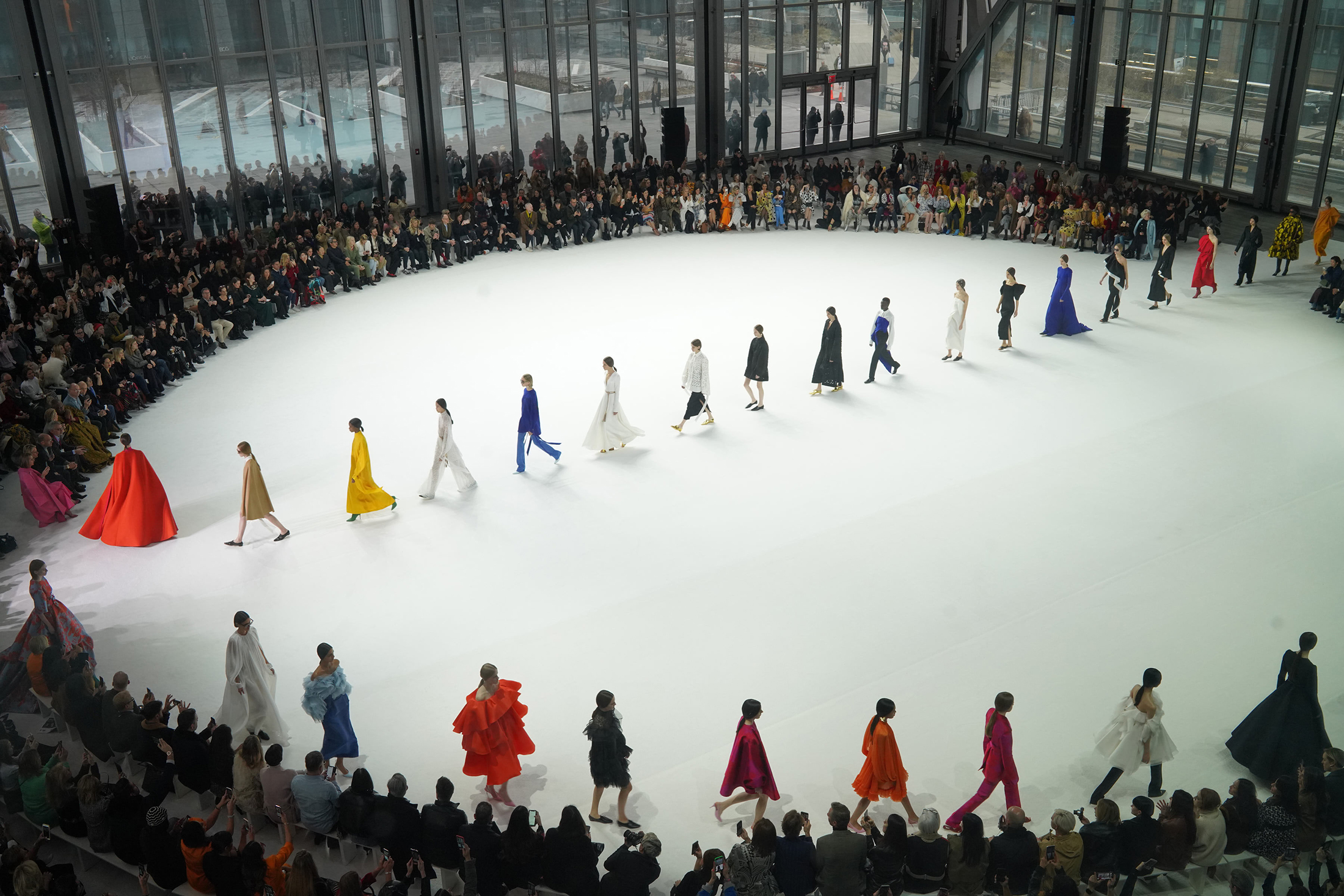 New York Fashion Week Calendar Spring 2021