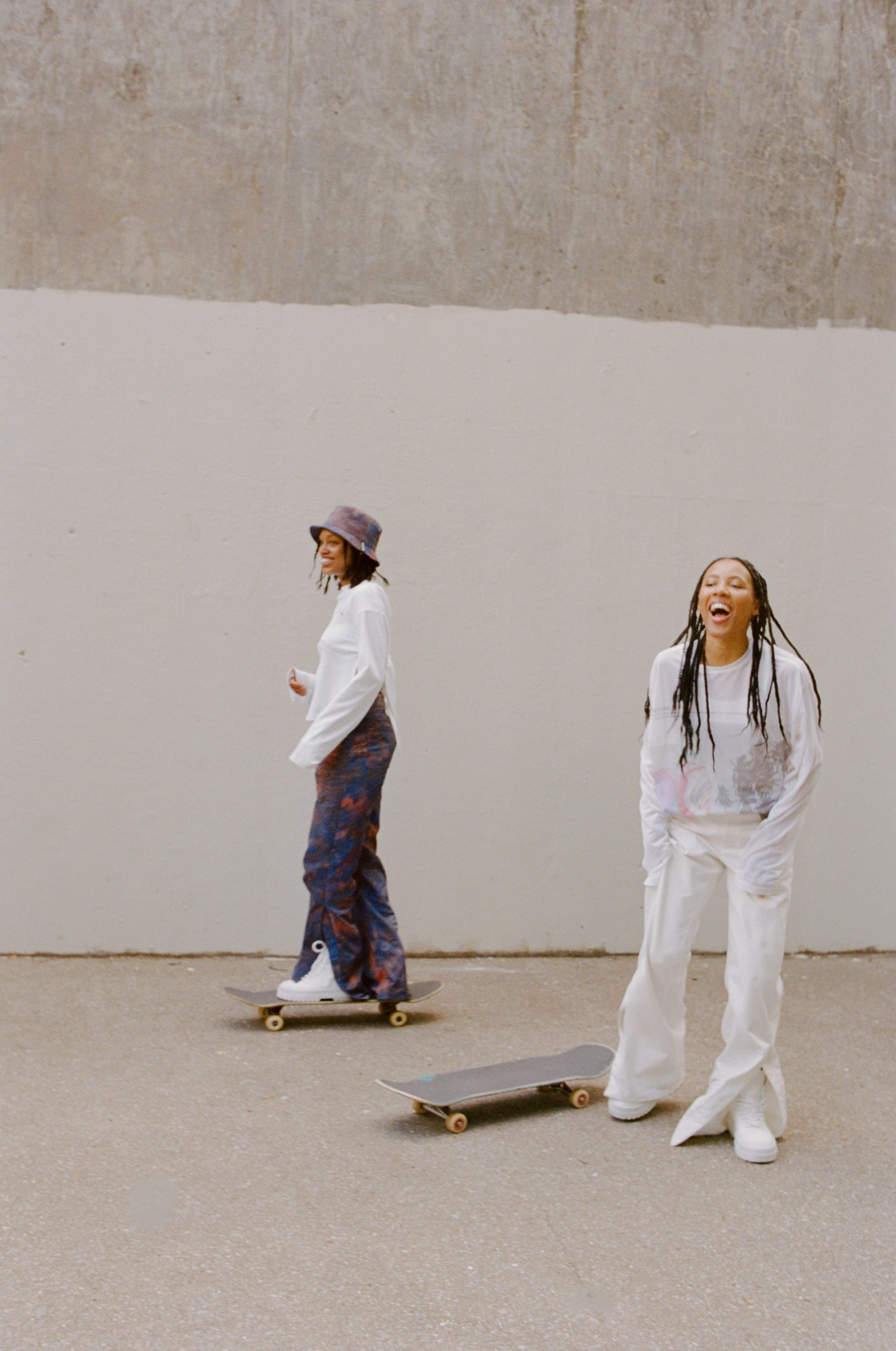 Fenty 6-20 Editorial Campaign with Dede Lovelace & Ajani Russel Film & Photos