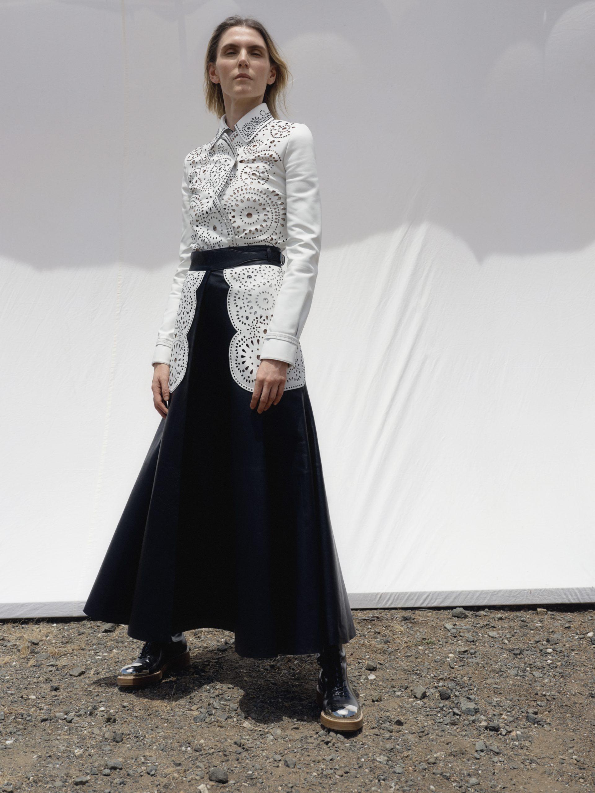 Prairie Dress Spring 2021 Fashion Trend