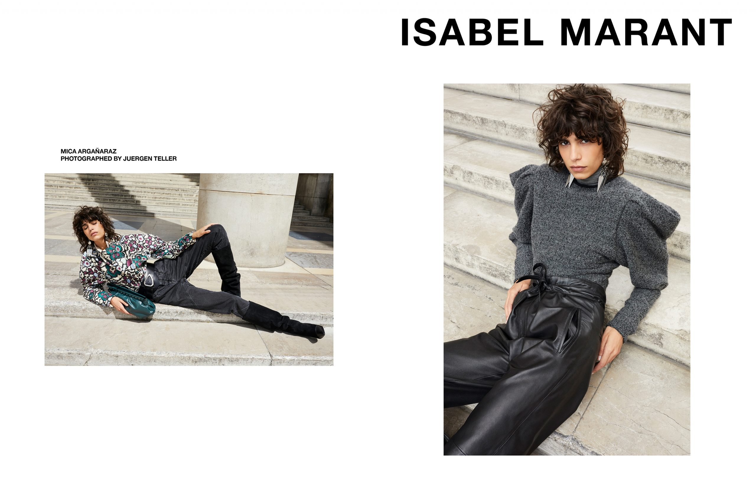 Isabel Marant Fall 2020 Ad Campaign Film & Photos