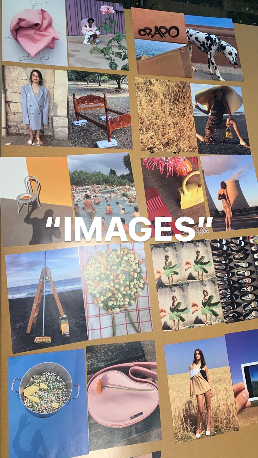Jacquemus to Release a Book of His Favourite iPhone Images