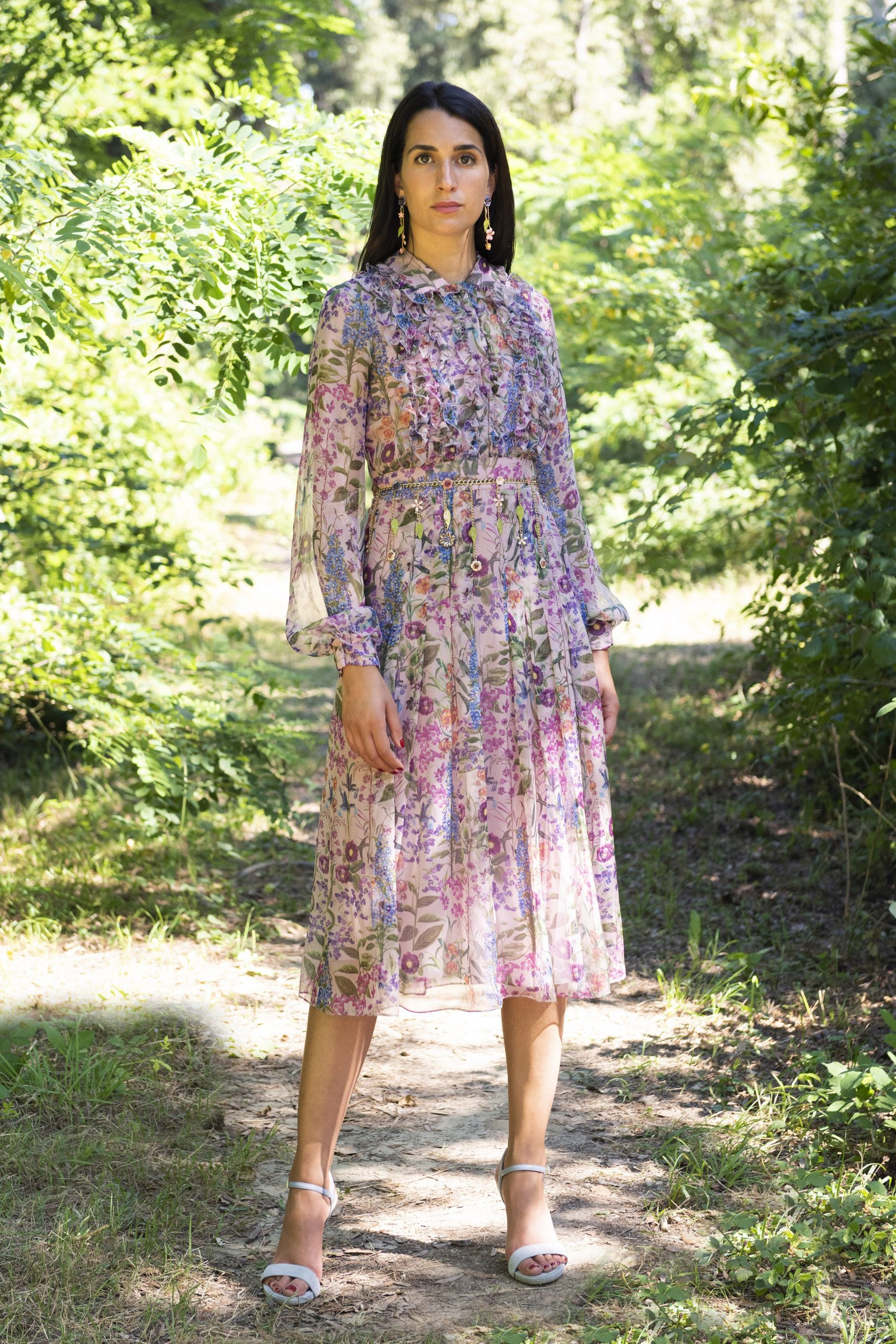 Luisa Beccaria Resort 2021 Fashion Collection Photos