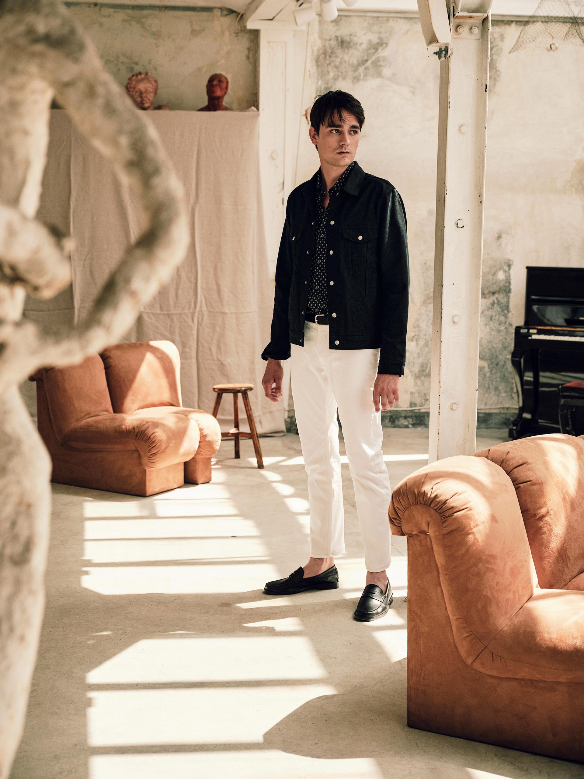Mango Fall 2020 Men's Ad Campaign Film & Photos