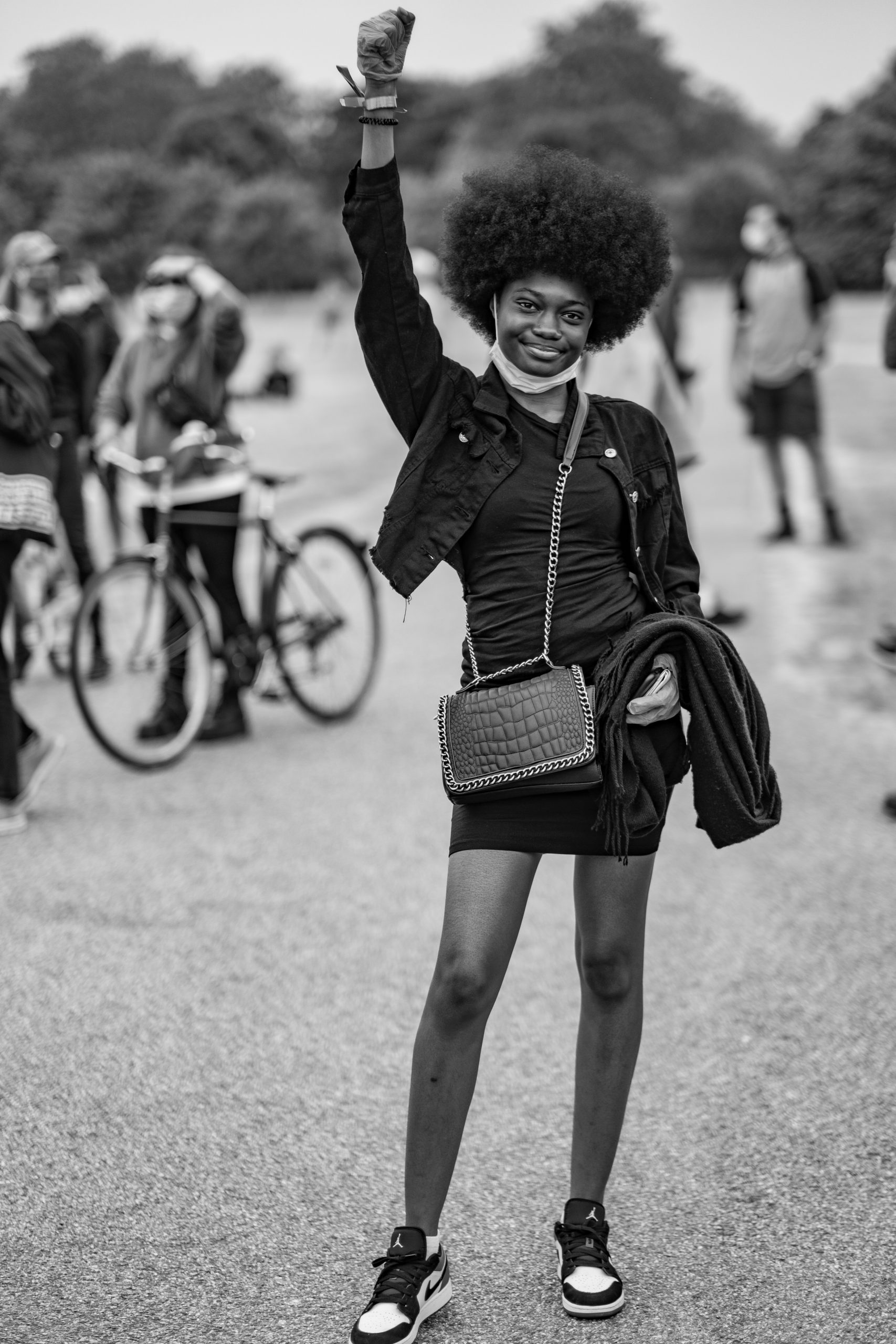 Misan Harriman Talks Being 1st Black Male Photographer to shoot a British Vogue cover