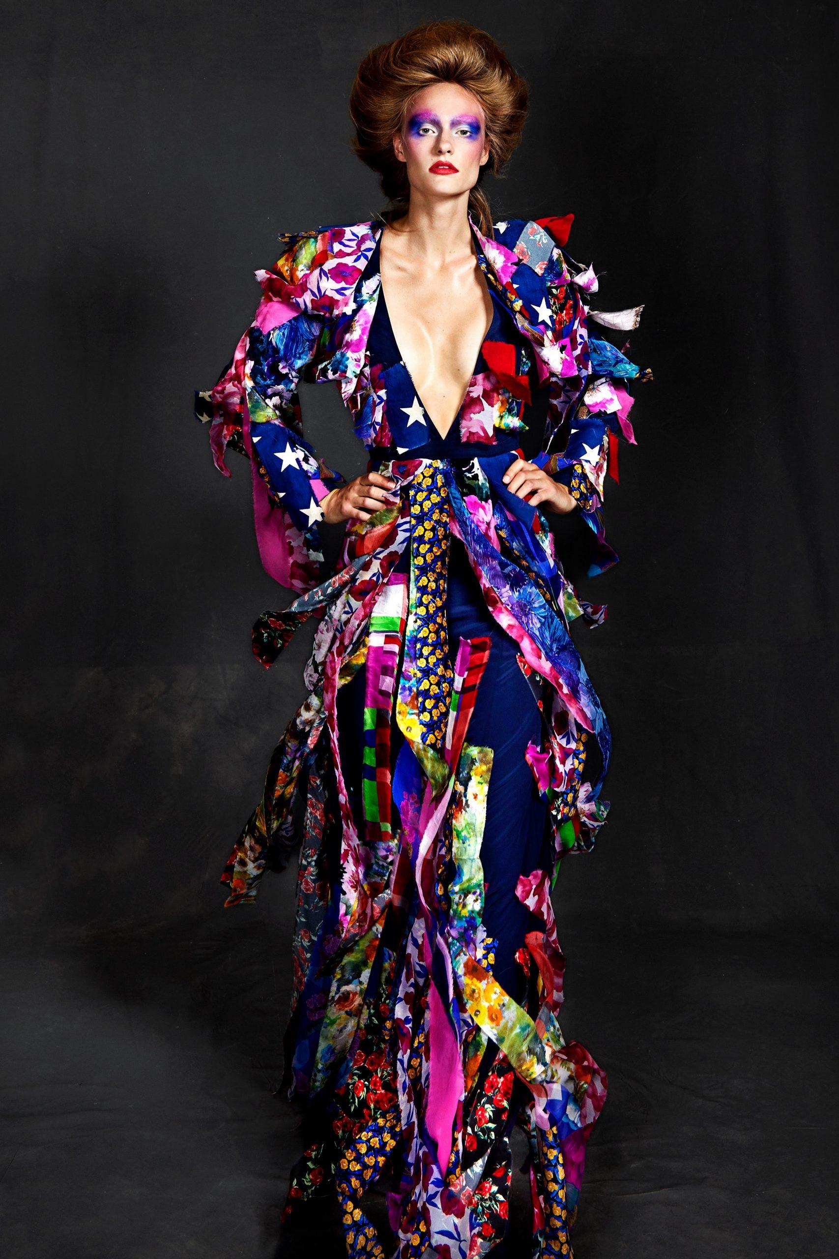 Ronald Van Der Kemp fashion designer interview