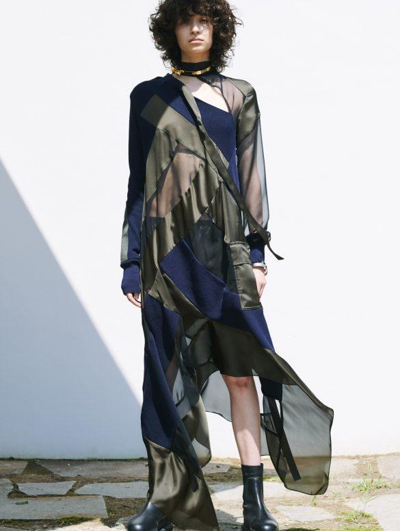Sacai Resort 2021 Fashion Collection Photos & Film