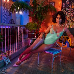 Fenty Summer 2020 Fashion Ad Campaign Photos