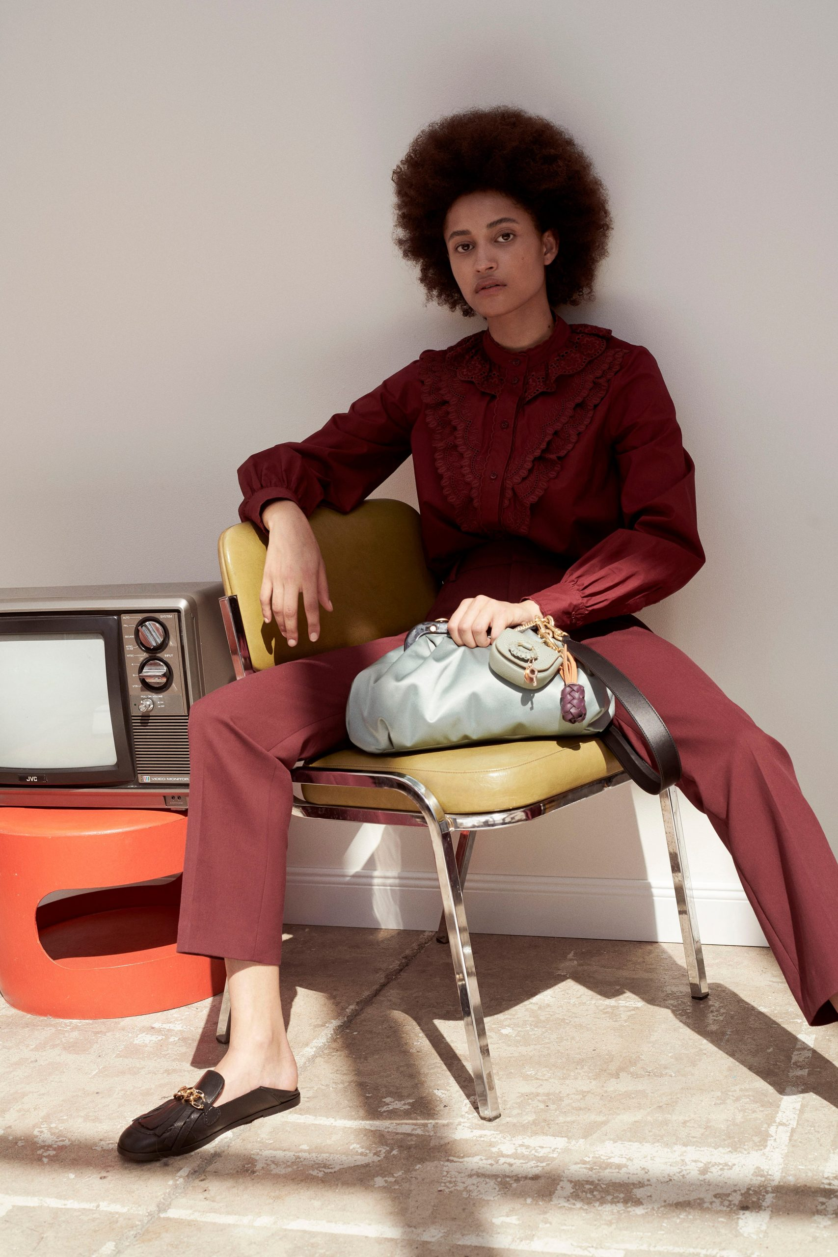 See by Chloé Resort 2021 Fashion Collection Photos
