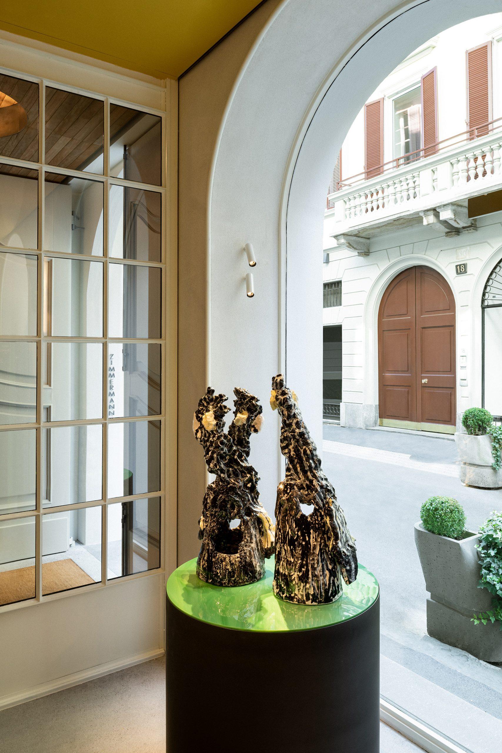 Zimmermann Opens First Store in Milan