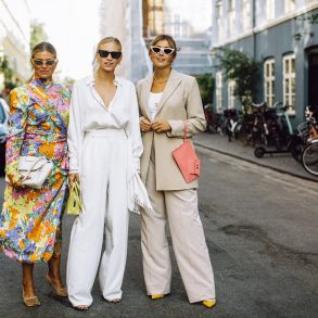 Paris Fashion Week Street Style Spring 2018 Day 2 Cont.