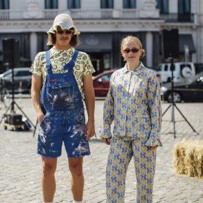 Milan Street Style Influencer Fall 2020 Looks