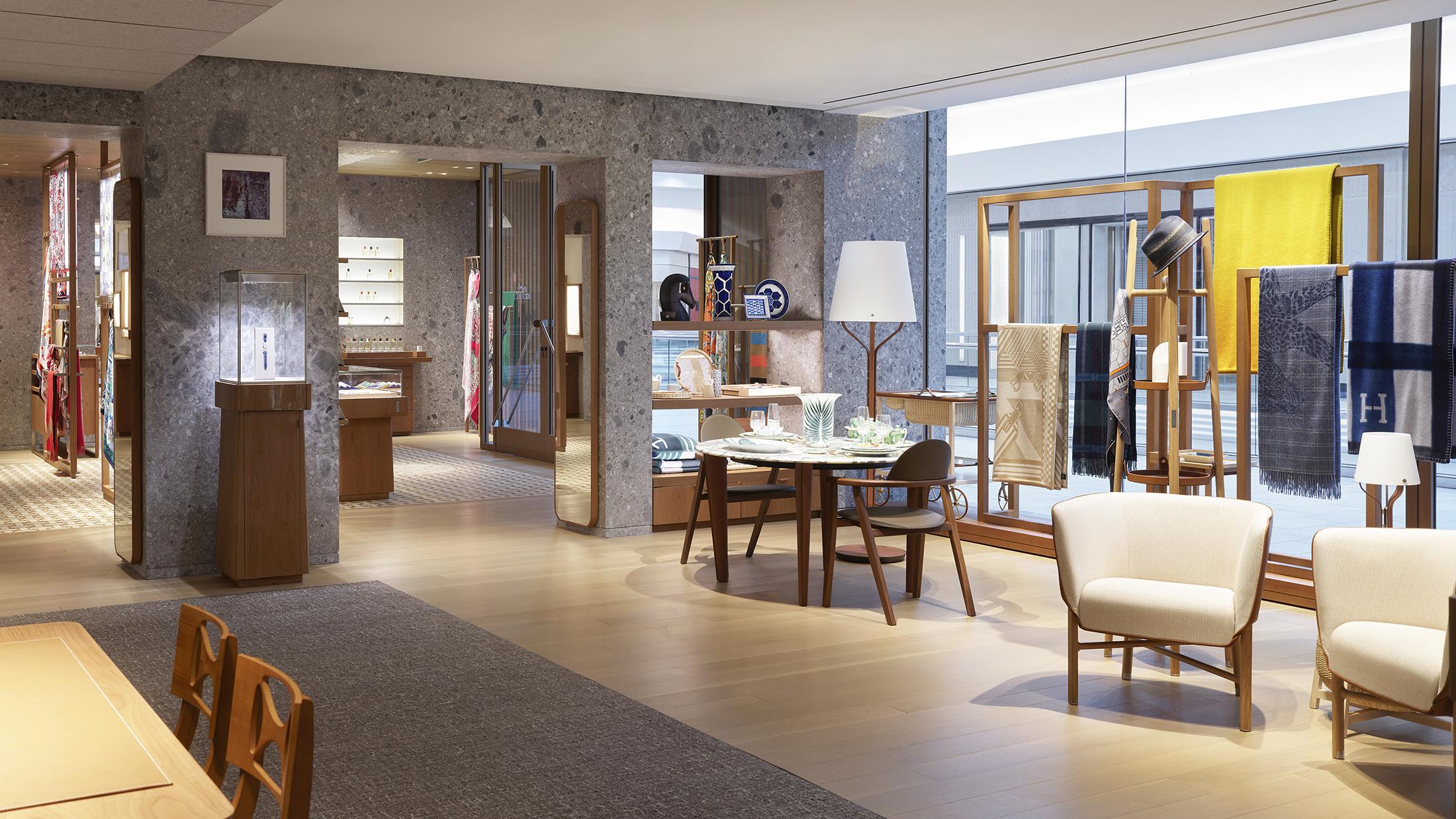 Hermès store Denver