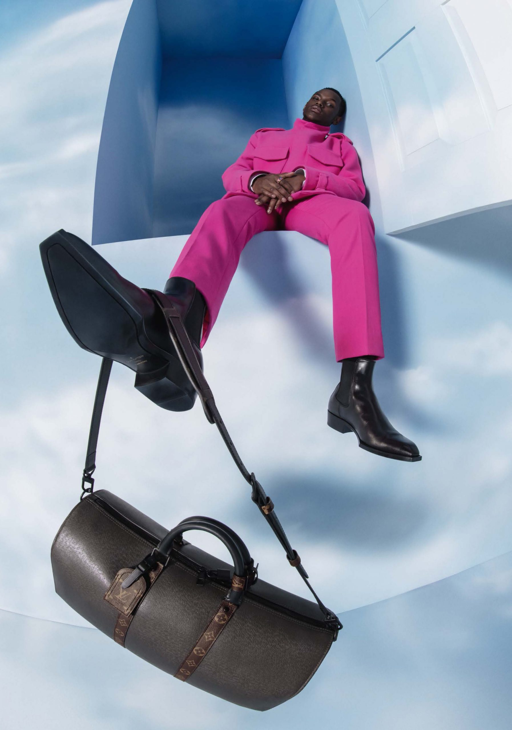 Louis Vuitton Men's Fall 2020 Ad Campaign by Tim Walker Film & Photos