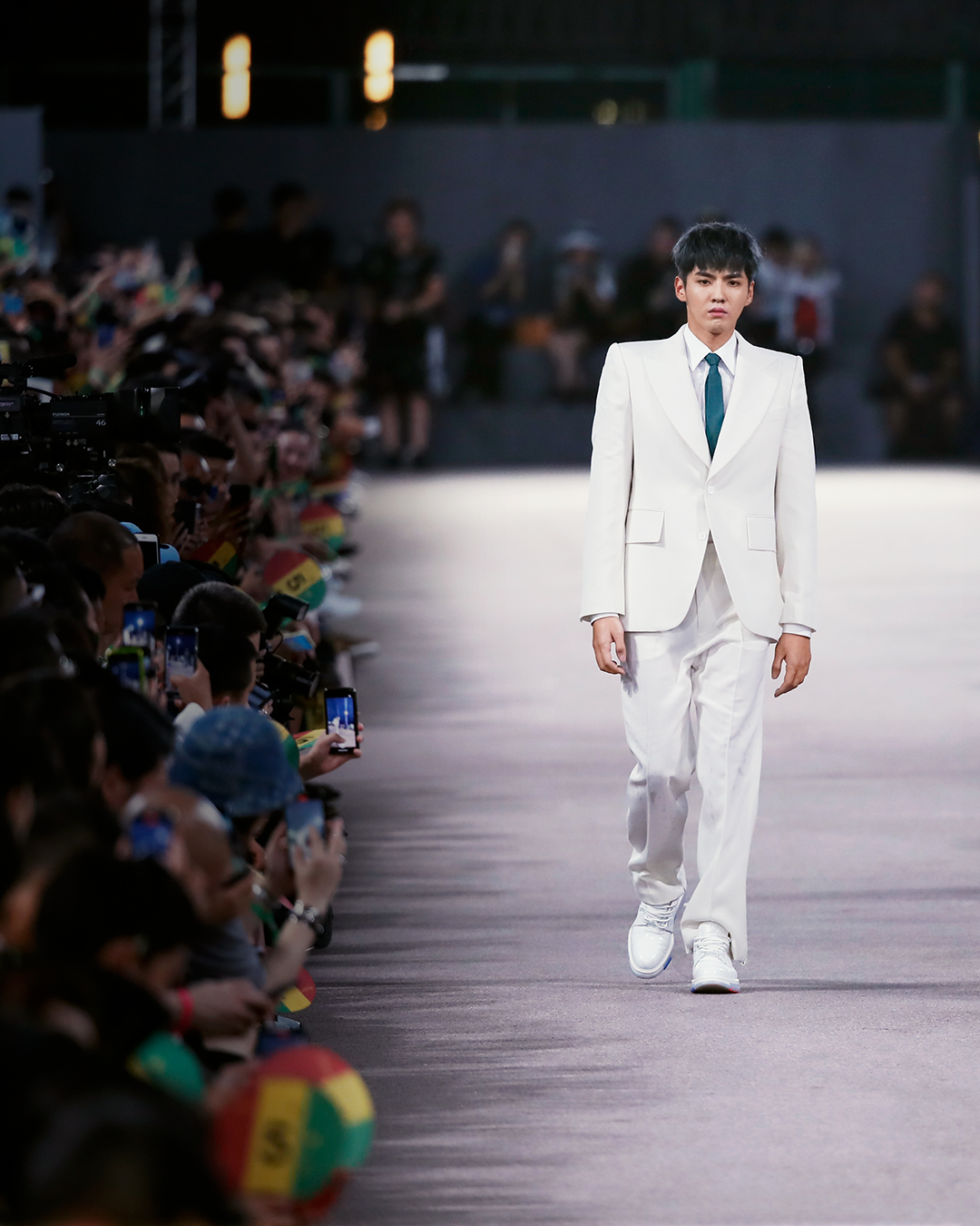 Louis Vuitton Men's Spring 2021 Fashion Show Details