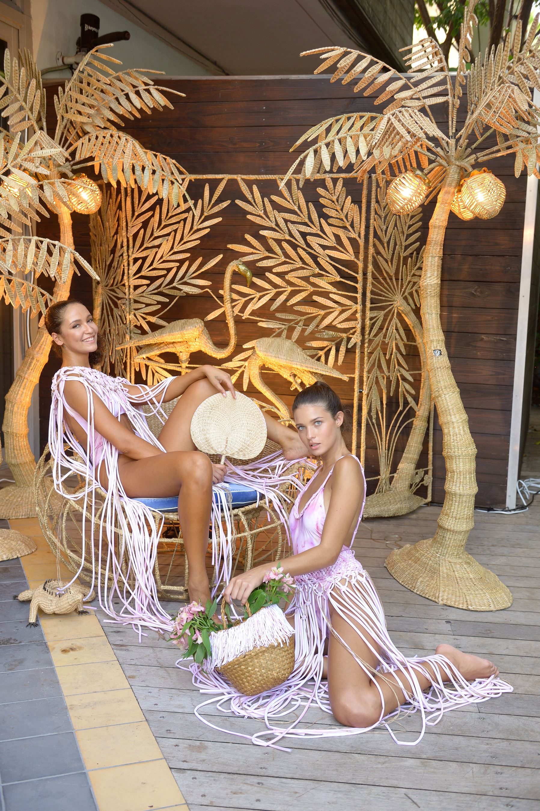 Paraiso Upcycle Challenge Spring 2021 Swimwear Fashion Show