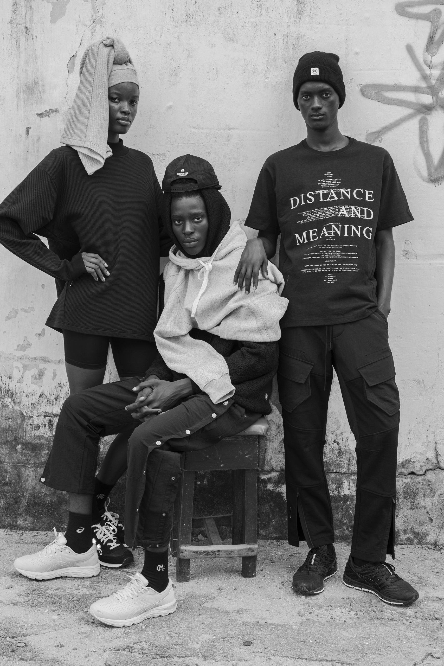 Reigning Champ x Jide Osifeso Ad Campaign