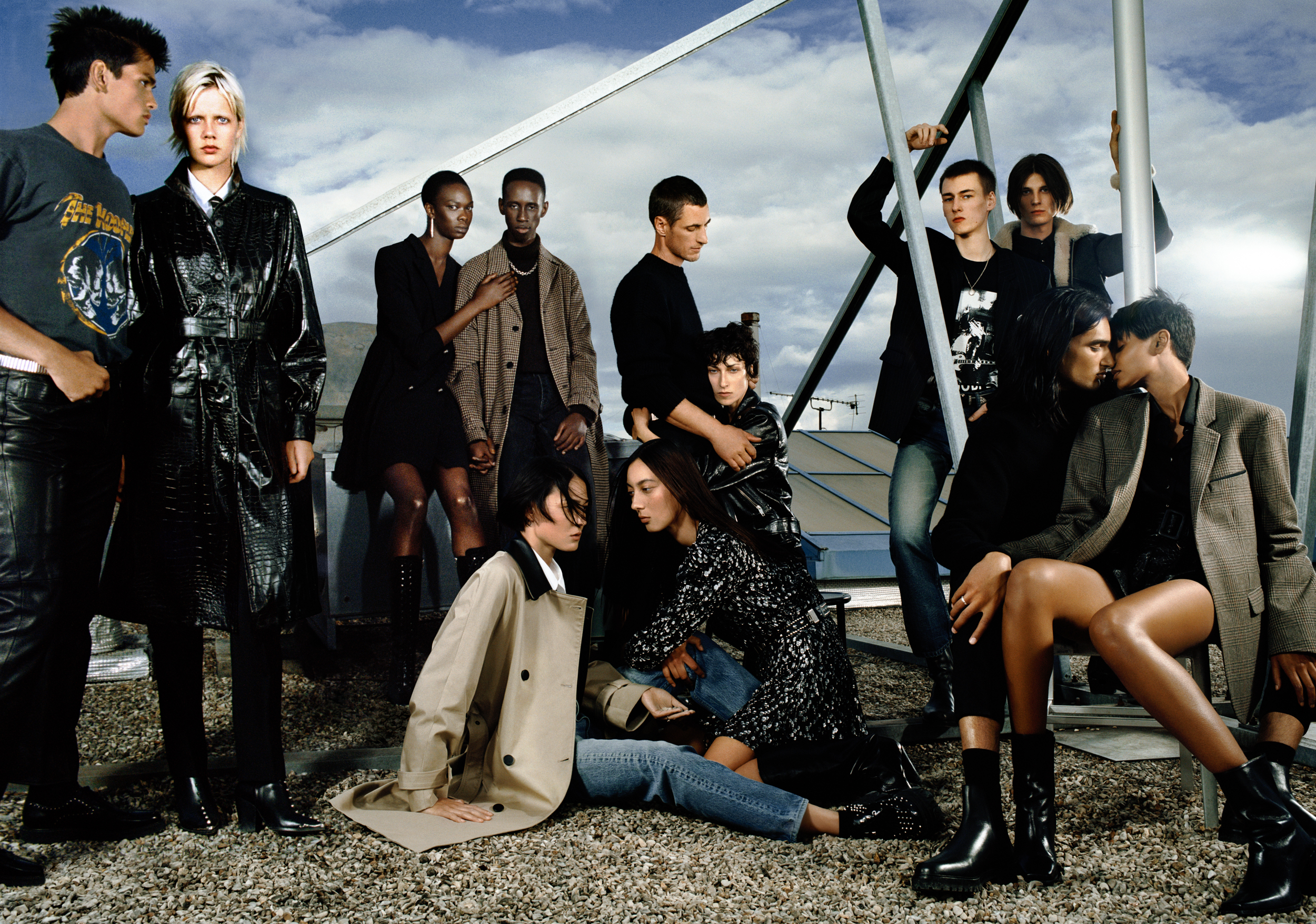 The Kooples Fall 2020 Ad Campaign Film & Photos