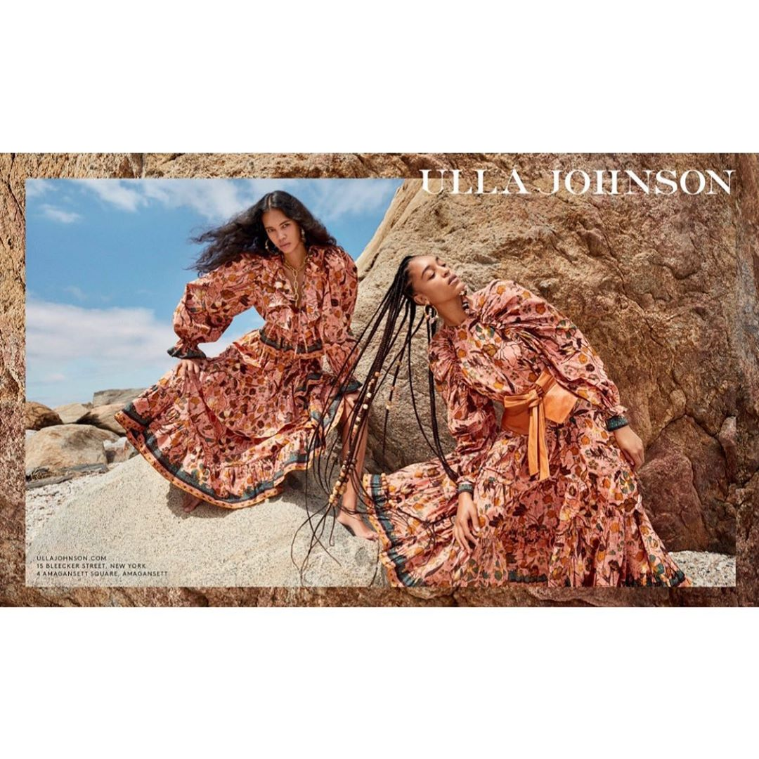 Ulla Johnson Fall 2020 Ad Campaign Film & Photos