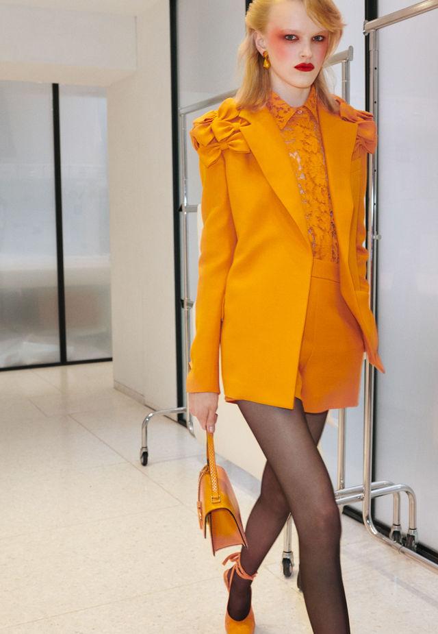Valentino 'Glam Bouquet' Pre-Fall 2020 Ad Campaign Film & Photos