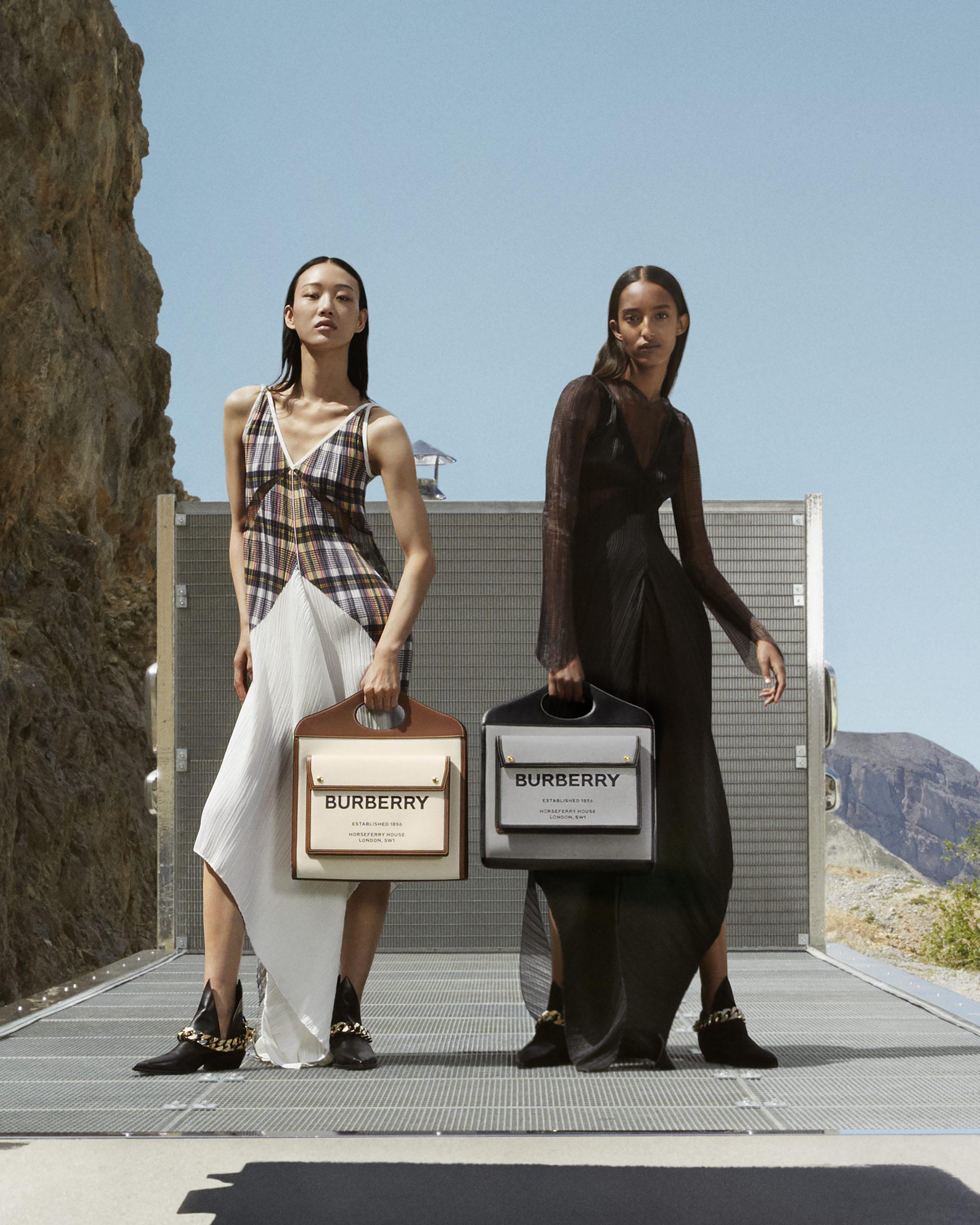 Burberry Fall 2020 Ad Campaign Film & Photos