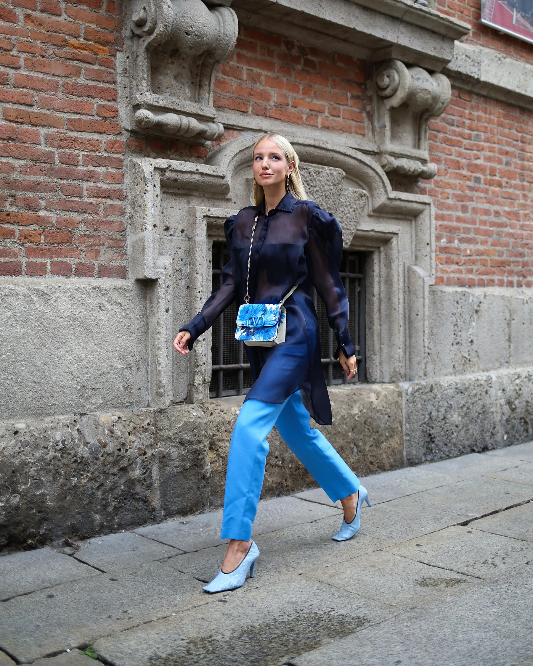 Milan Spring 2021 Style by Thomas Razzano Photos