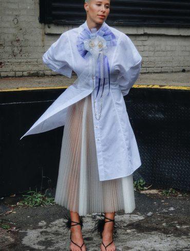 Claudia Li Spring 2021 Fashion Show Film