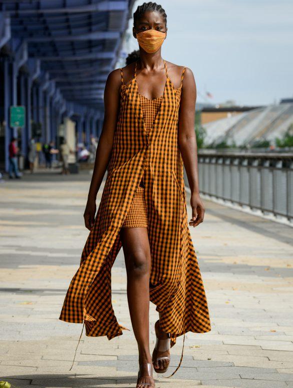 Eckhaus Latta Spring 2021 Fashion Show Photos