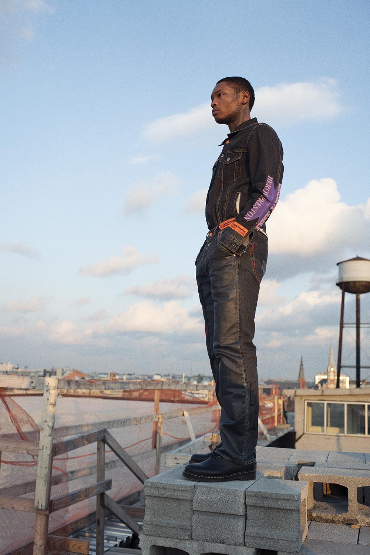 Levi's x Heron Preston Unveil 'Mistakes Are Ok' Collection