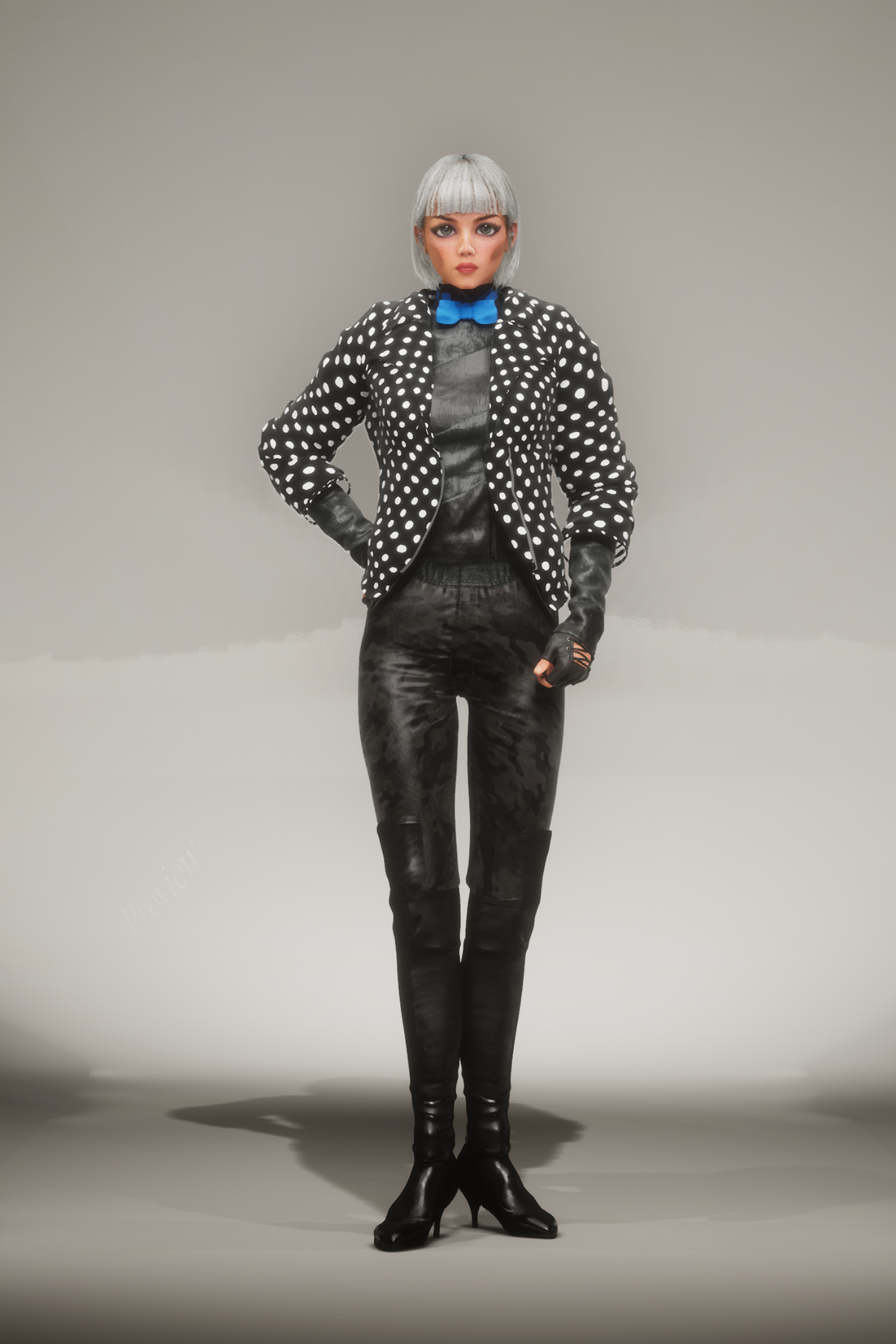 Malan Breton Spring 2021 Fashion Show Photos