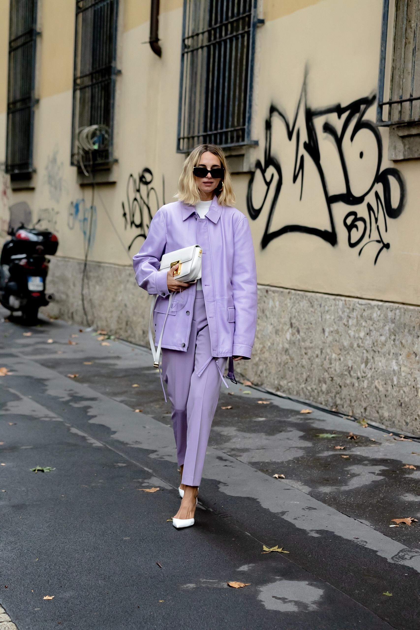 Milan Spring 2021 Day 3 Street Style by Nick Leuze Photos