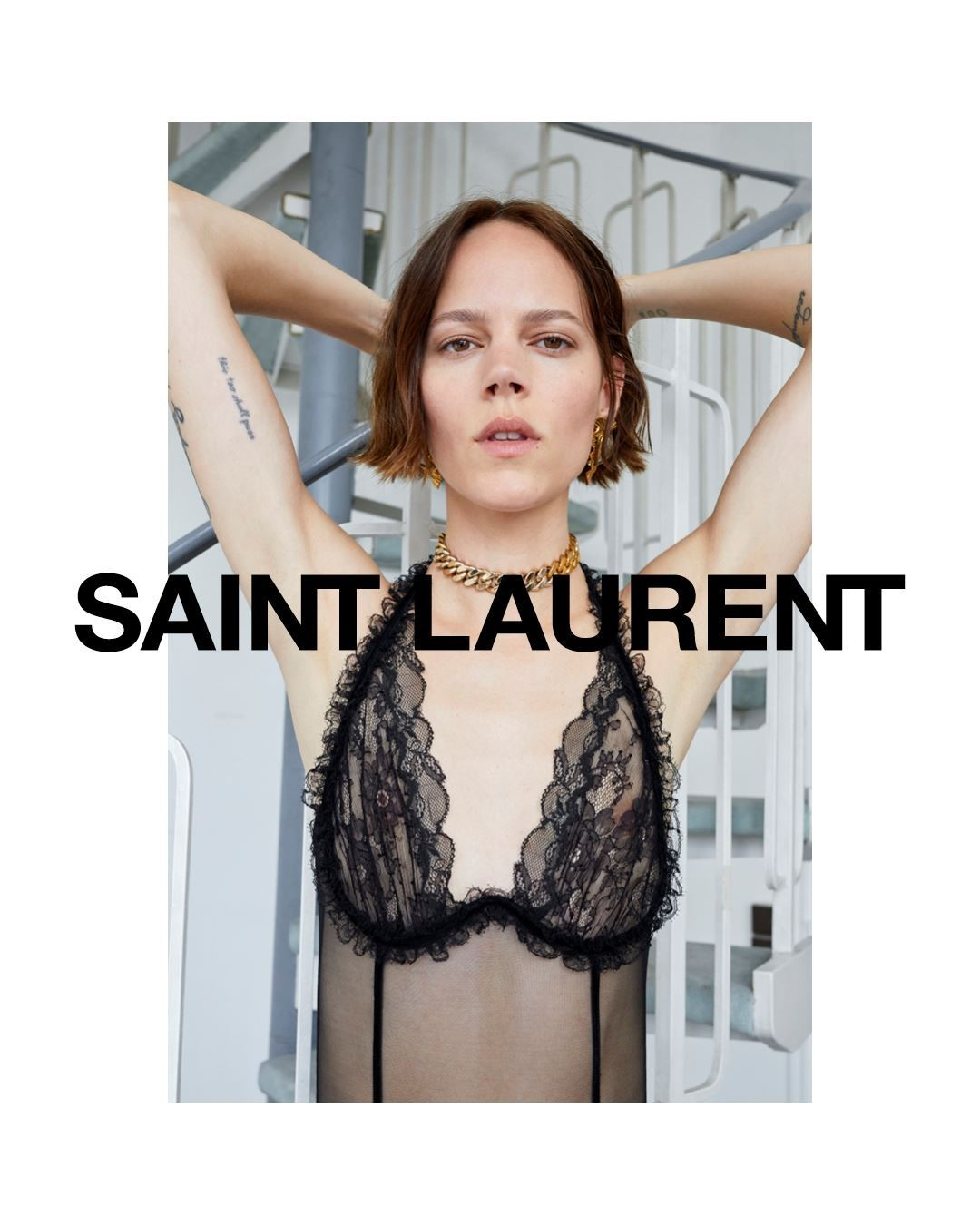 Saint Laurent Fall 2020 Ad Campaign