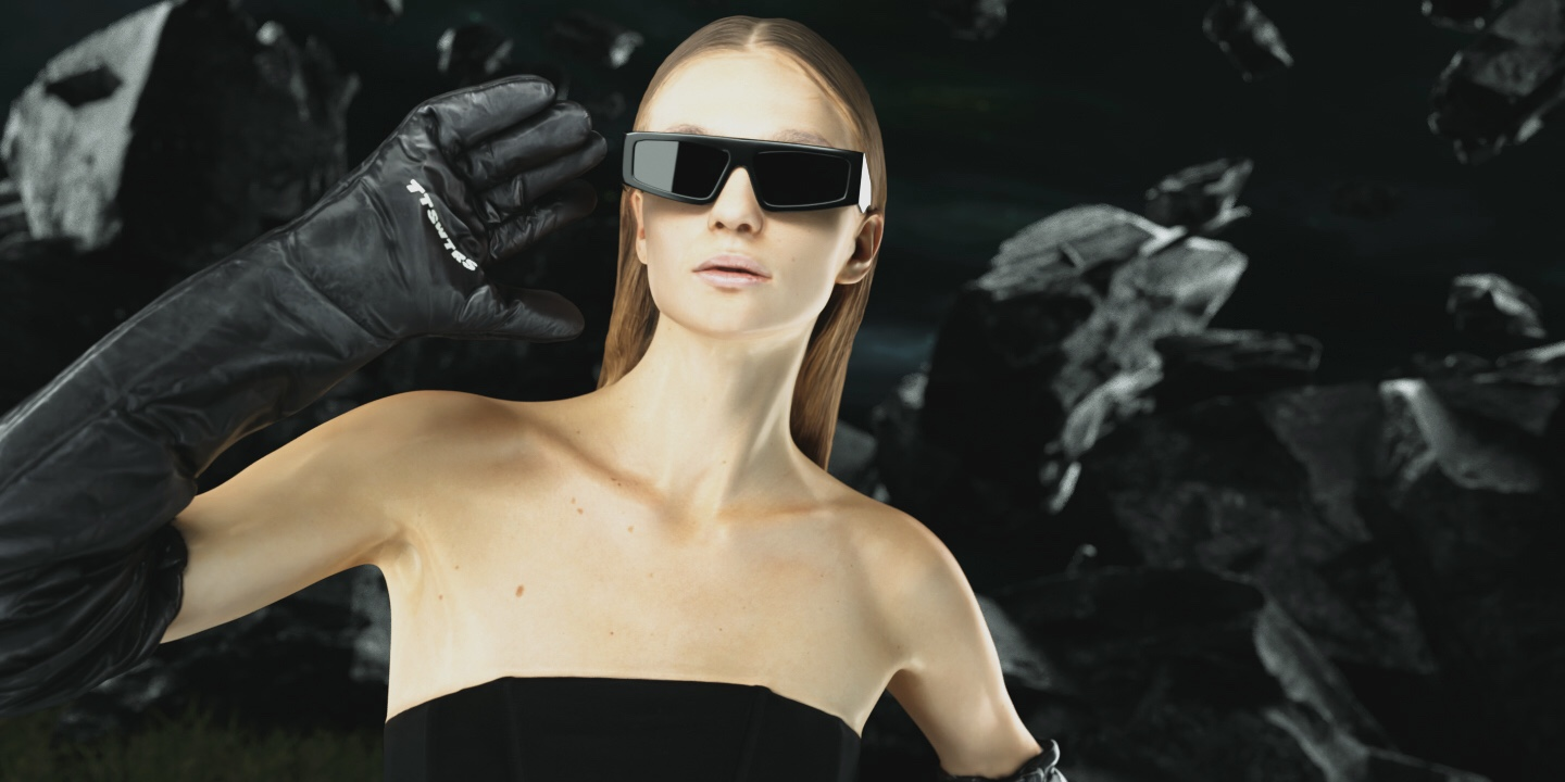 Review of TTSWTRS Technological Singularity 2021 fashion video