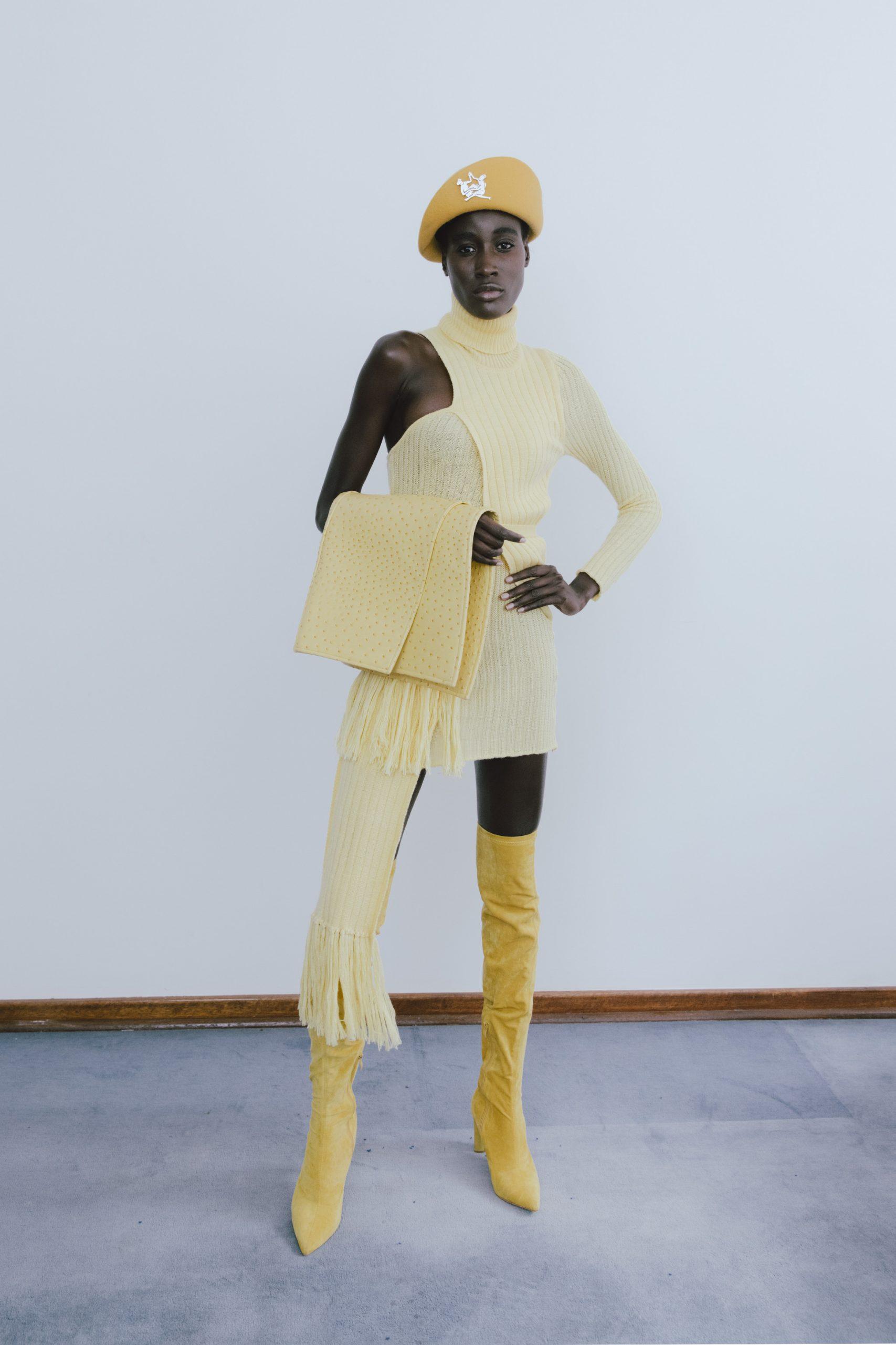 Thebe Magugu Spring 2021 Fashion Show Photos